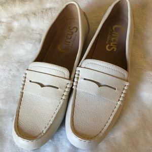 Circus by Sam Edelman faux leather loafers